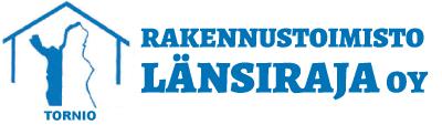 Rakennustoimisto LÄNSIRAJA Logo